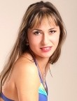 Photo of beautiful  woman Natalia with light-brown hair and brown eyes - 21164