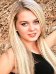 Photo of beautiful  woman Natalia with blonde hair and blue eyes - 21389