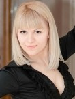 Photo of beautiful  woman Natalia with blonde hair and blue eyes - 21569