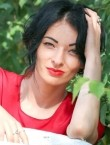 Photo of beautiful  woman Natalia with black hair and green eyes - 22348