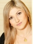 Photo of beautiful  woman Nataliy with light-brown hair and brown eyes - 21231