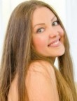 Photo of beautiful  woman Nataliya with light-brown hair and blue eyes - 22200