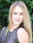 Photo of beautiful  woman Nataliya with blonde hair and brown eyes - 28718