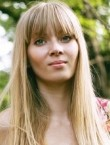 Photo of beautiful  woman Natalya with blonde hair and blue eyes - 21856