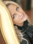 Photo of beautiful  woman Oksana with blonde hair and green eyes - 21310