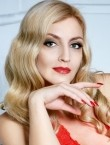 Photo of beautiful  woman Oksana with blonde hair and green eyes - 21676
