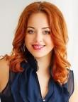 Photo of beautiful  woman Oksana with light-brown hair and grey eyes - 28566