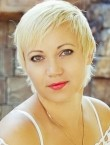 Photo of beautiful  woman Olga with blonde hair and green eyes - 20435
