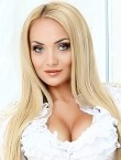Photo of beautiful  woman Olga with blonde hair and blue eyes - 20533
