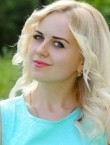 Photo of beautiful  woman Olga with blonde hair and blue eyes - 22425
