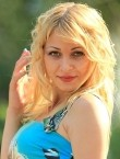 Photo of beautiful  woman Olga with blonde hair and blue eyes - 28320