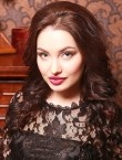 Photo of beautiful  woman Olga with brown hair and blue eyes - 28358