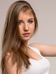 Photo of beautiful  woman Ruslana with light-brown hair and blue eyes - 20810