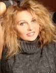 Photo of beautiful  woman Snezana with blonde hair and grey eyes - 27914