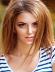 Photo of beautiful  woman Svetlana with light-brown hair and brown eyes - 20526