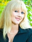 Photo of beautiful  woman Svetlana with blonde hair and blue eyes - 20681