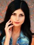 Photo of beautiful  woman Svetlana with black hair and green eyes - 21862