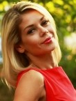 Photo of beautiful  woman Svetlana with blonde hair and brown eyes - 22390
