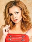 Photo of beautiful  woman Svetlana with light-brown hair and brown eyes - 27678