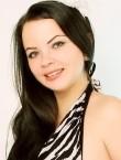 Photo of beautiful  woman Svetlana with black hair and green eyes - 27912