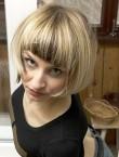Photo of beautiful  woman Svetlana with blonde hair and green eyes - 28347