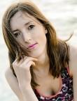 Photo of beautiful  woman Svetlana with brown hair and hazel eyes - 28595