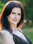 Photo of beautiful  woman Svetlana with brown hair and green eyes - 28762