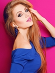 Photo of beautiful  woman Tatiana with light-brown hair and blue eyes - 18282