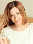 Photo of beautiful  woman Tatiana with light-brown hair and green eyes - 21248