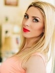 Photo of beautiful  woman Tatiana with blonde hair and green eyes - 28606