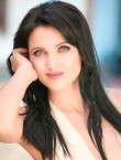 Photo of beautiful  woman Tatiana with brown hair and blue eyes - 28659
