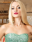 Photo of beautiful  woman Tatyana with blonde hair and blue eyes - 17952