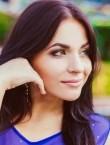 Photo of beautiful  woman Tatyana with black hair and green eyes - 20846