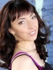 Photo of beautiful  woman Tatyana with black hair and green eyes - 21589