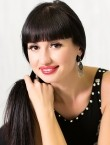 Photo of beautiful  woman Tatyana with black hair and brown eyes - 21774