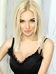 Photo of beautiful  woman Tatyana with blonde hair and green eyes - 28184