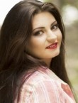 Photo of beautiful  woman Ulyana with brown hair and green eyes - 22293