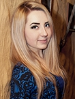Photo of beautiful  woman Valentina with blonde hair and green eyes - 19309