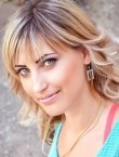 Photo of beautiful  woman Valentina with blonde hair and green eyes - 20909