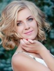 Photo of beautiful  woman Valentina with blonde hair and blue eyes - 27994