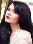 Photo of beautiful  woman Valeriya with black hair and green eyes - 28683