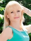 Photo of beautiful  woman Varvara with blonde hair and grey eyes - 28574