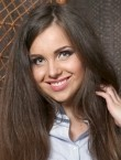 Photo of beautiful  woman Viktoria with light-brown hair and green eyes - 20668