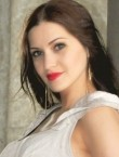 Photo of beautiful  woman Viktoria with brown hair and green eyes - 22156