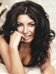 Photo of beautiful  woman Viktoria with black hair and brown eyes - 27742
