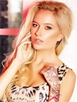 Photo of beautiful  woman Viktoria with blonde hair and green eyes - 28087
