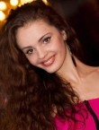 Photo of beautiful  woman Viktoria with brown hair and brown eyes - 28217