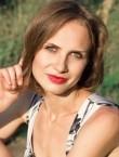 Photo of beautiful  woman Viktoriya with light-brown hair and blue eyes - 21943