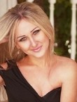 Photo of beautiful  woman Vitalia with blonde hair and green eyes - 21144