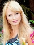 Photo of beautiful  woman Vlada with blonde hair and green eyes - 28049